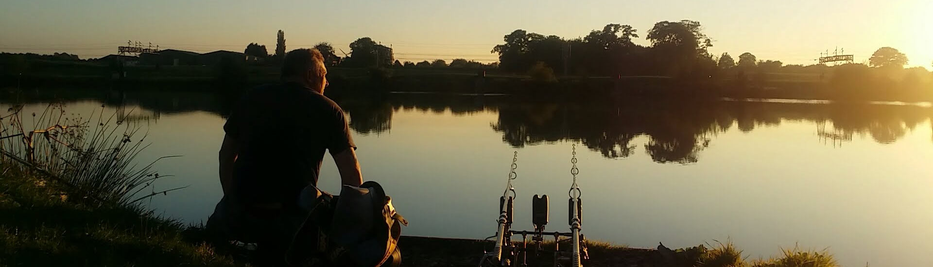 Baden Hall Fishery Staffordshire