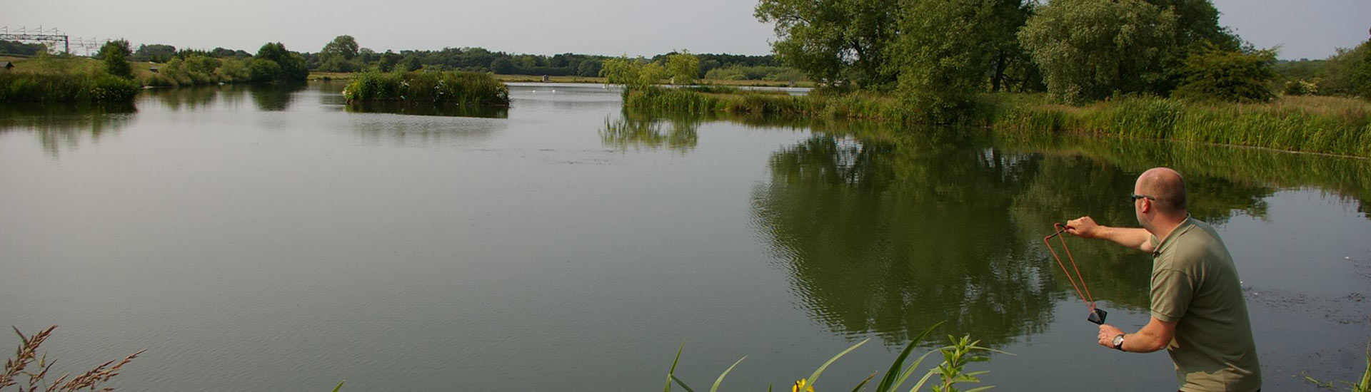 Baden Hall Fishery - The Quarry